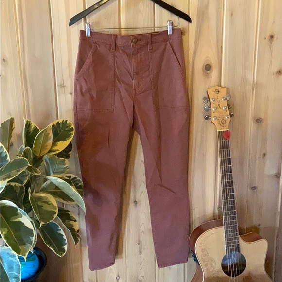 Abercrombie and Fitch high rise skinnies